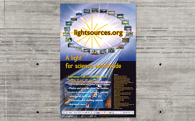 Lightsources.org - poster