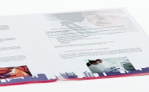 Genaxion - Plaquette corporate